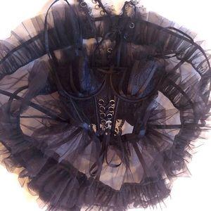 VICTORIA SECRET DESIGNER COLLECTION lace dress